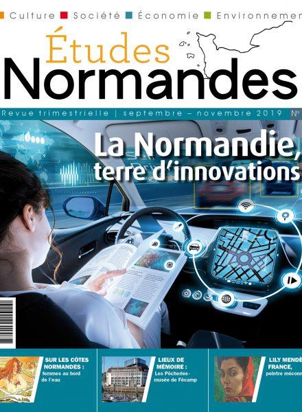 ETUDES NORMANDES 11 COUV