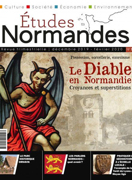 C5579-ETUDES NORMANDES N°12 COUV_Section 1