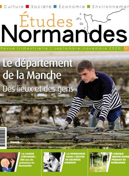 ETUDES NORMANDES 15 COUV